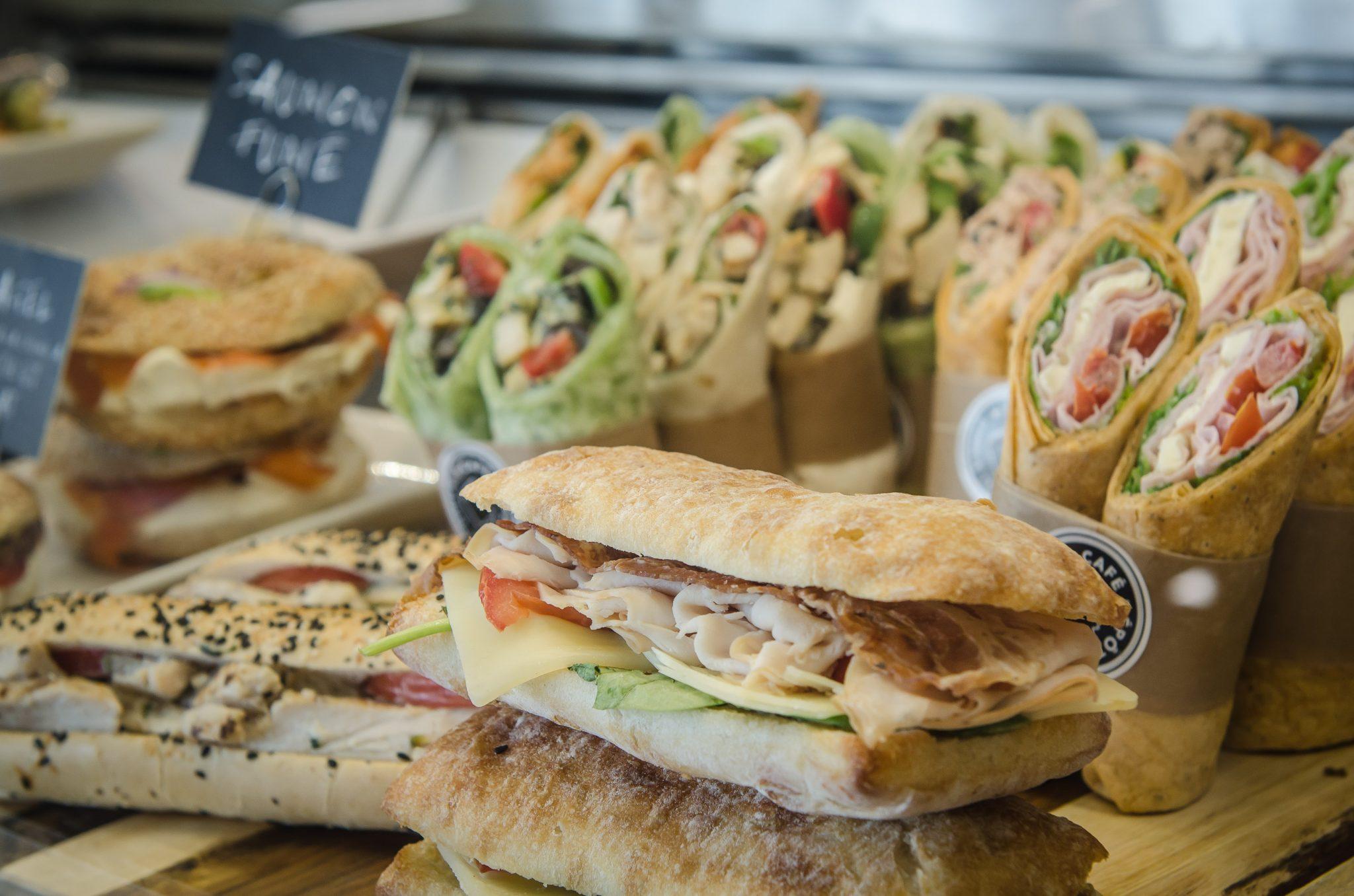 Café Dépôt - Skyblü - Condos neufs a vendre à Mirabel