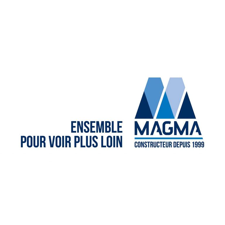 Logo Magma - Skyblu Condos - Condos neufs a vendre