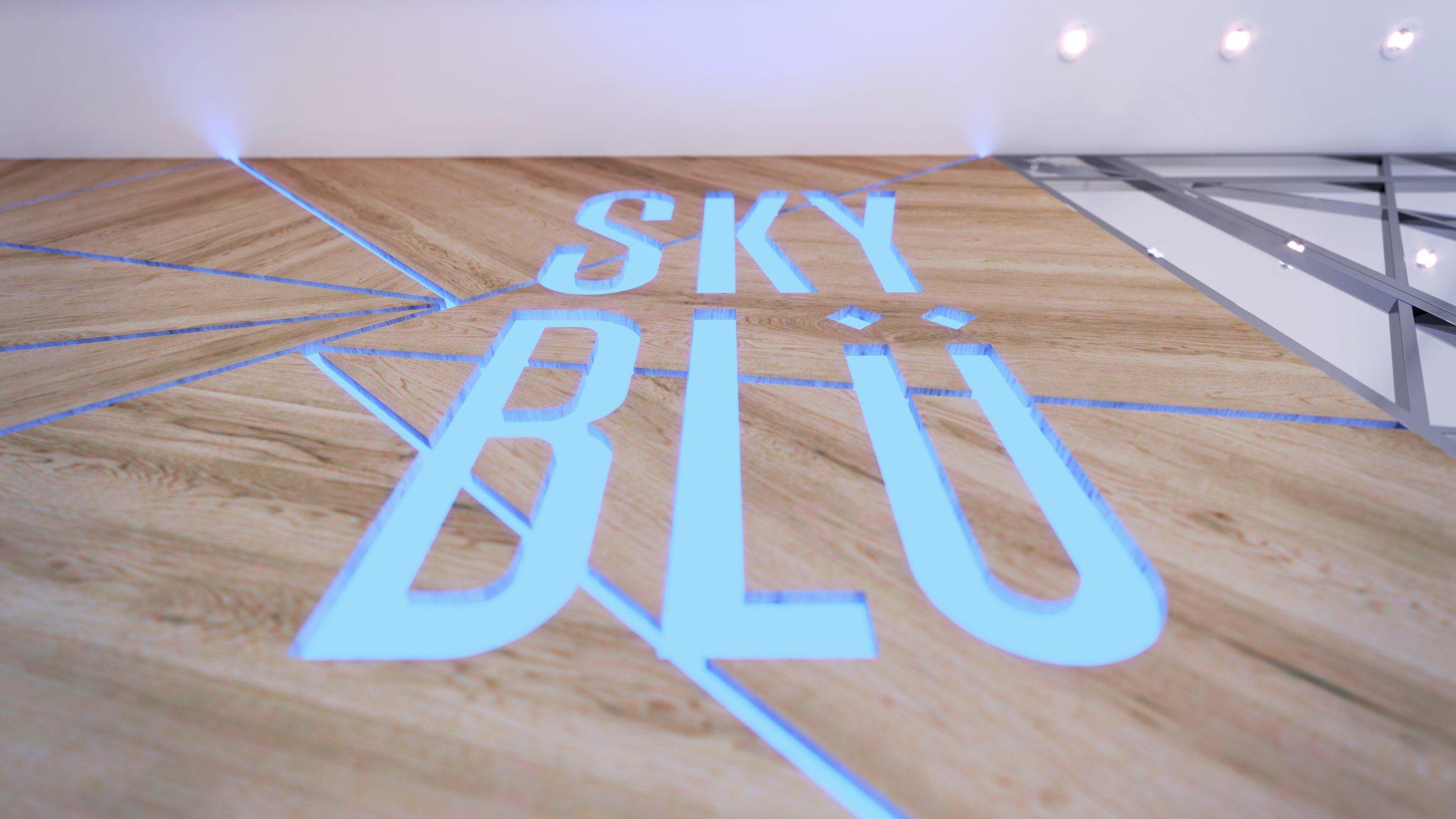 Skyblu Logo - Skyblü | Condos neufs a vendre