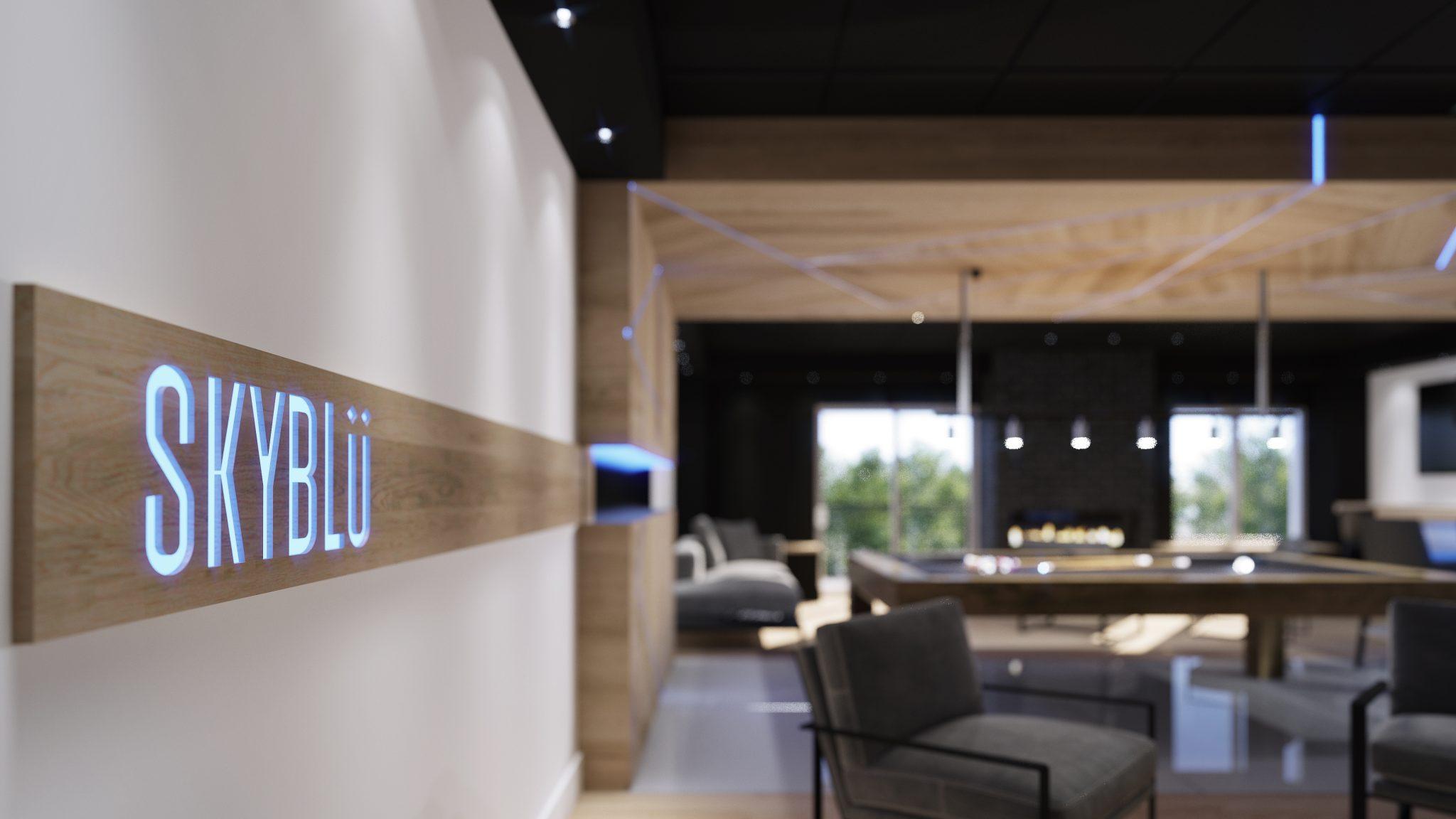 Lounge - Condos neufs a vendre a Mirabel