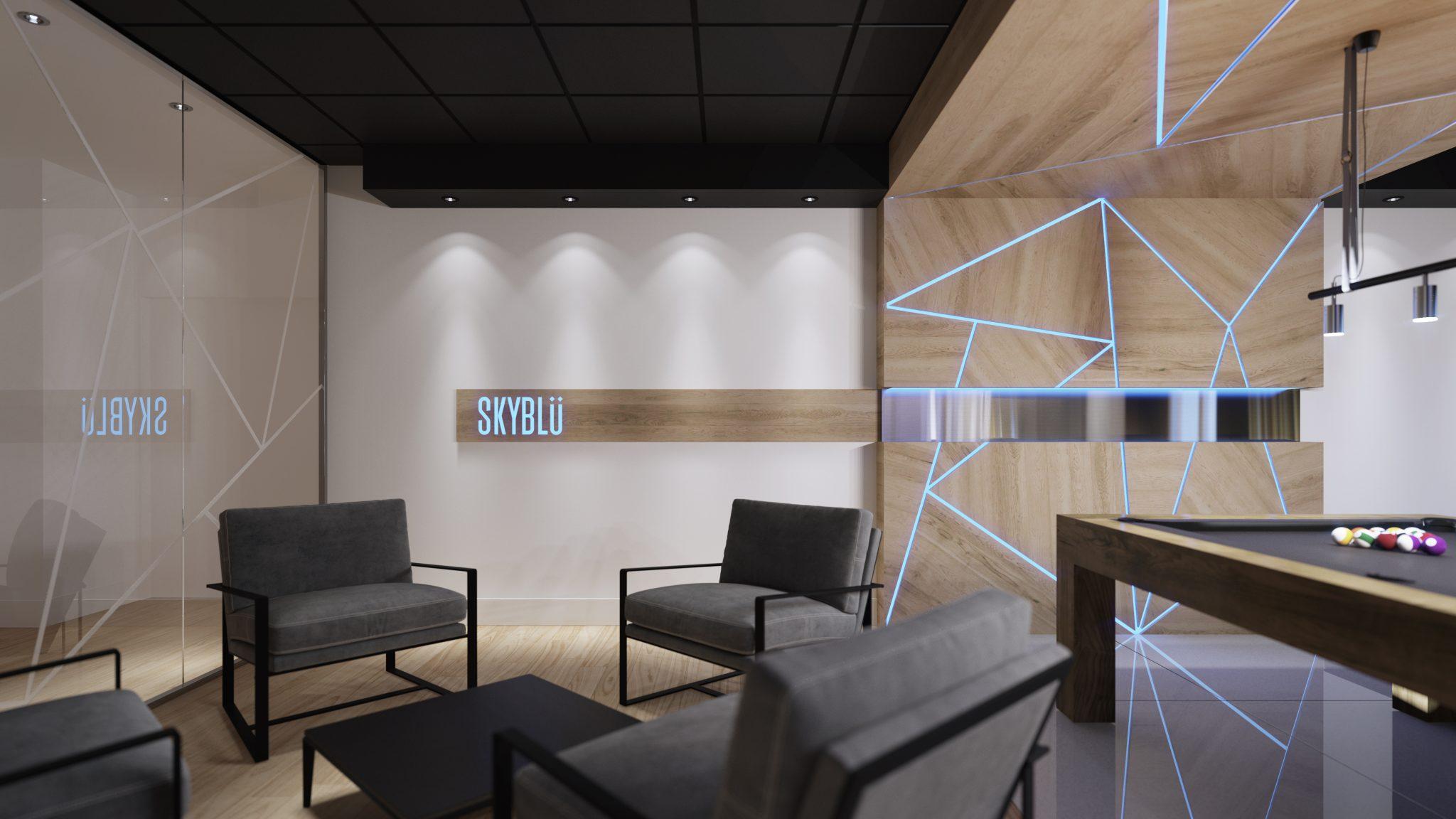 Lounge - Condos neufs a vendre à Mirabel